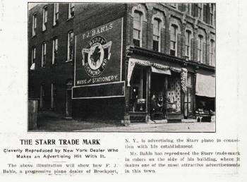 斯塔爾鋼琴紐約經銷商