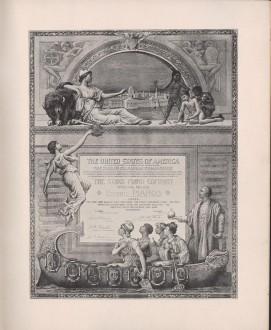 1893年美國哥倫比亞世界博覽會品質最高獎3